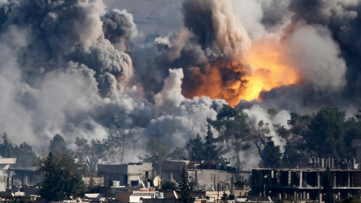 Report of Investigation into the Civilian Casualty Near Harim, Syria, 5 November 2014