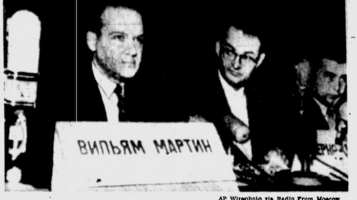 Martin and Mitchell Defection to Soviet Union, September 1960