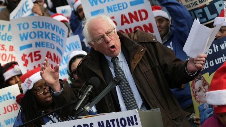 Bernie Sanders (2016 Election)
