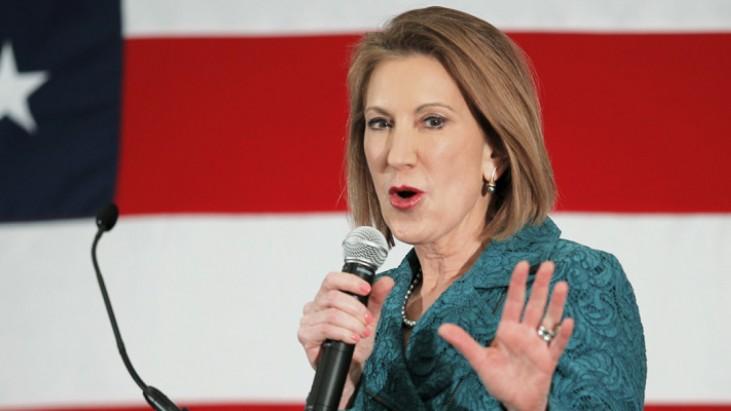 Carly Fiorina (2016 Election)