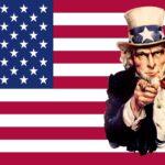 Uncle Sam US Flag