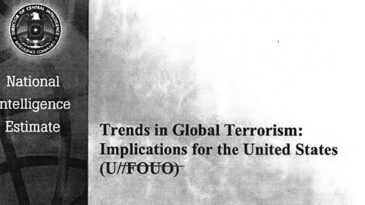 Trends in Global Terrorism: Implications for the United States, April 2006