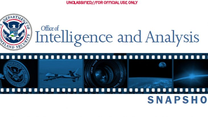 Department of Homeland Security (DHS), Office of lntelligence and Analysis (I&A) Reports