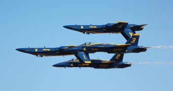 Paranormal Activity Submitted to Blue Angels Lieutenant – Causes Counterintelligence Report