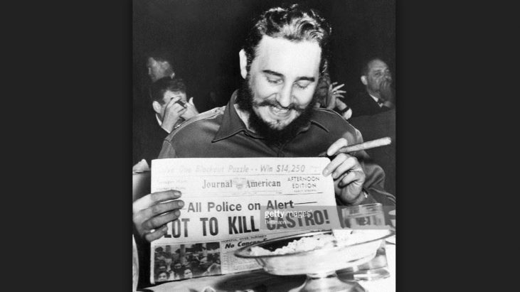 The Top Secret CIA Plans to Assassinate Fidel Castro / Operation MONGOOSE