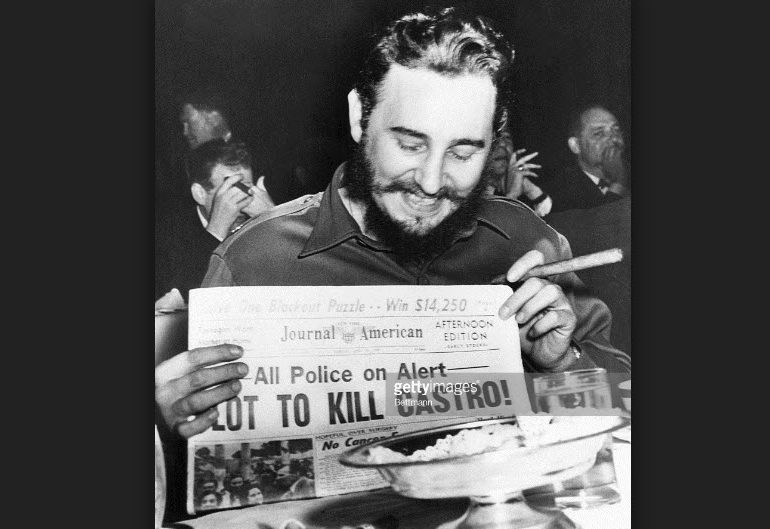 The Top Secret CIA Plans to Assassinate Fidel Castro / Operation MONGOOSE