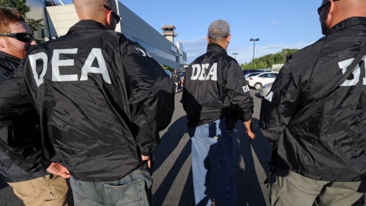 Drug Enforcement Agency (DEA) Intelligence Production Database