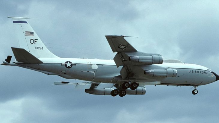 Operation Looking Glass – Airborne United States Command and Control Center