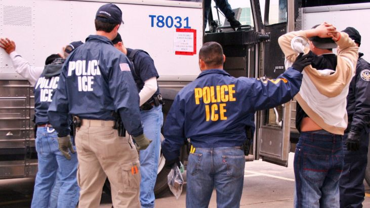 Weekly Inventory List of Detained Cases – U.S. Immigration and Customs Enforcement (ICE)