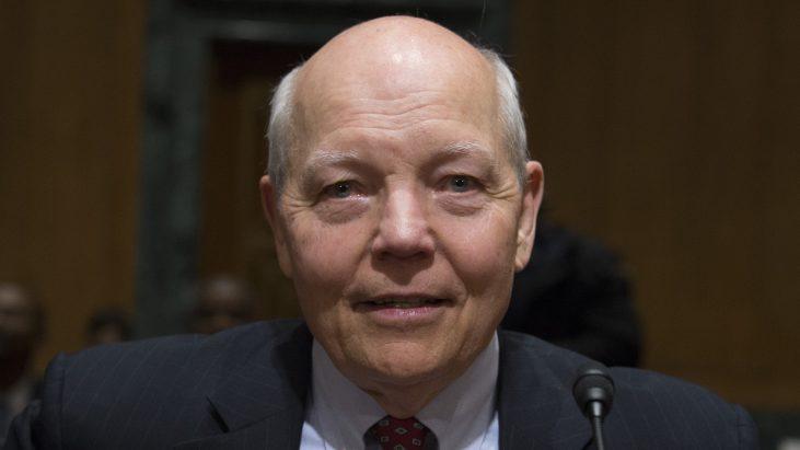 IRS Commissioner John Koskinen E-Mails Regarding Donald Trump