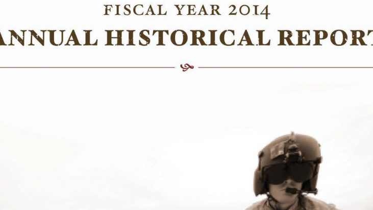 Annual Historical Report, 2014, US Army Medical Research and Materiel Command