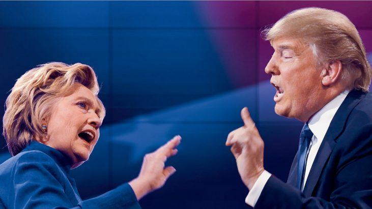 2016 Presidential Debates – Donald Trump & Hillary Clinton