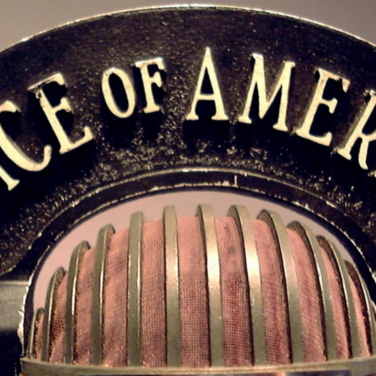 Broadcasting Board of Governors (BBG) Voice of America (VOA) Pre-Written Obituary List