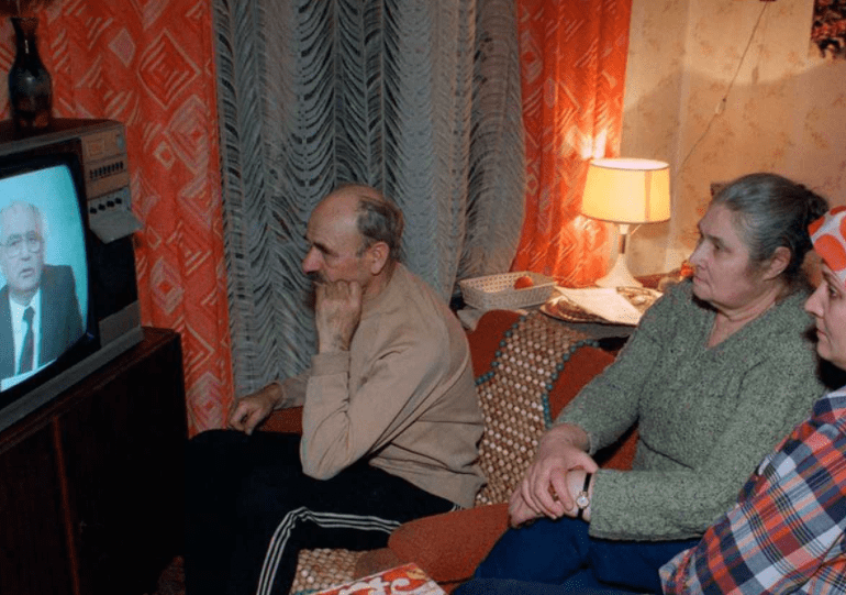 Soviet Television Programming: Context and Content, January 1989