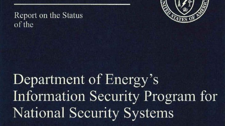 Independent Oversight Report on the Status of the Department of Energy's Information Security Program for National Security Systems, September 2006