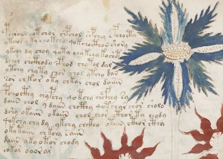 The Voynich Manuscript – National Security Agency (NSA) Documents