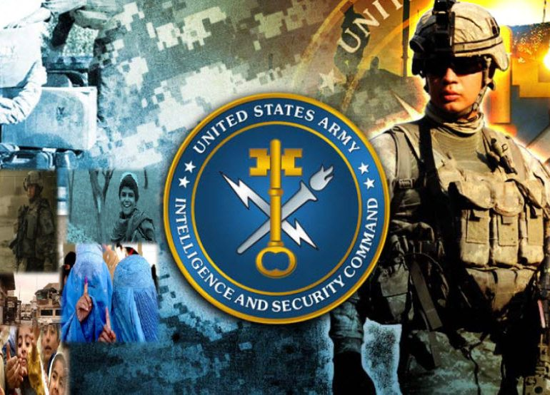 United States Army Intelligence and Security Command (INSCOM) Annual History Reports