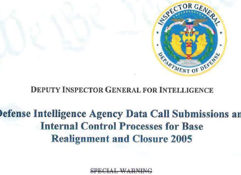 Government Accountability & I.G. Reports Archives - The ...