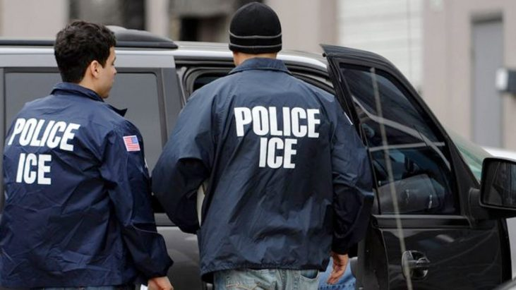 U.S. Immigration and Customs Enforcement (ICE) Immigration Raid and Enforcement Policies