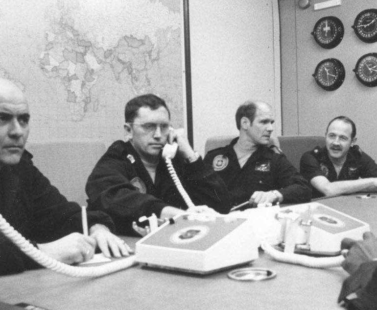 False Nuclear Attack Warning: June 3, 1980