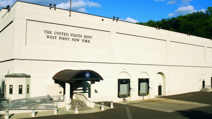 U.S. Mint West Point Facility, Inventory Reports