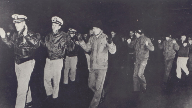 USS Pueblo Incident, January 23, 1968