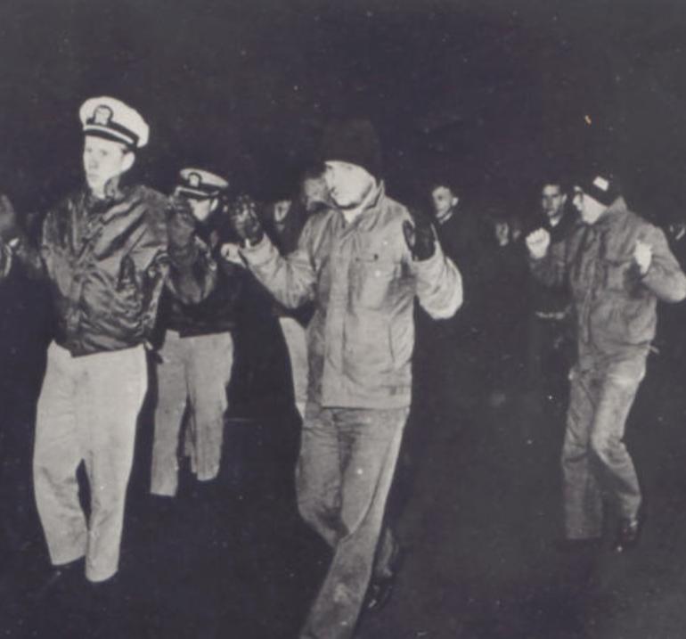 USS Pueblo Incident, January 23, 1968