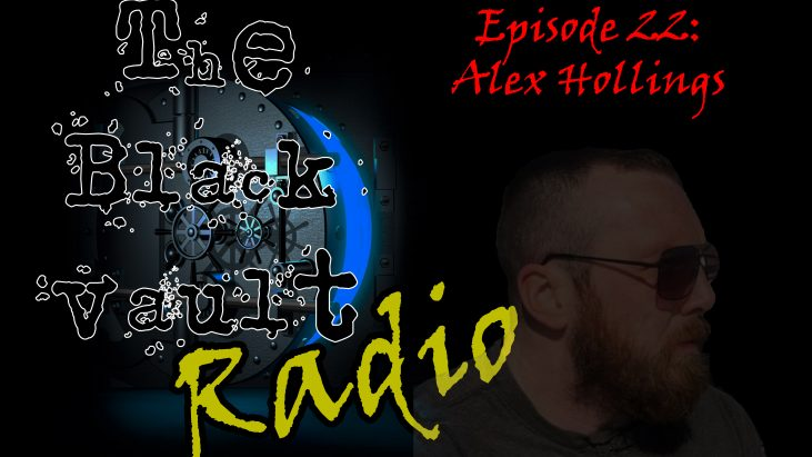 Ep. #22 – Special Guest: Alex Hollings