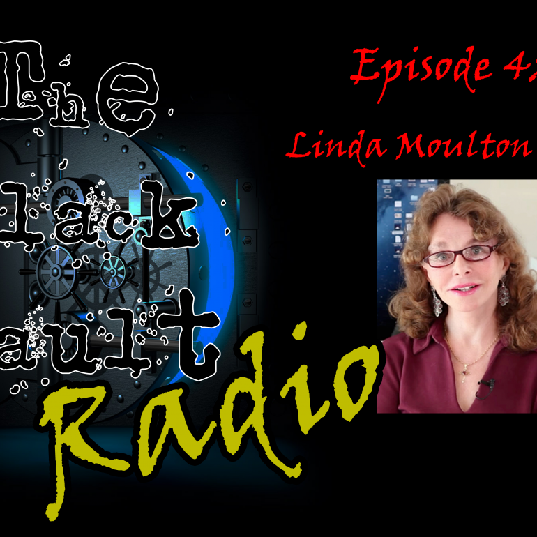Ep. #45 – Special Guest: Linda Moulton Howe