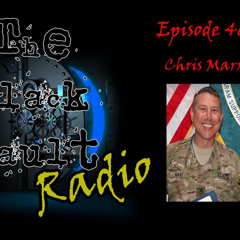 Ep. #46 – Special Guest: Chris Marx