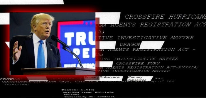 Judiciary Committee Releases Declassified Documents that Substantially Undercut Steele Dossier, Page FISA Warrants